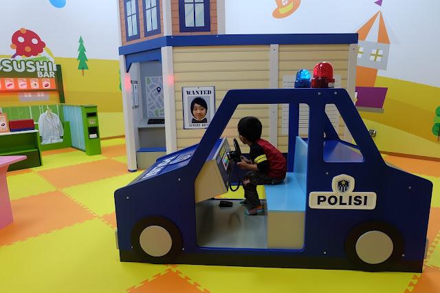 Kidzoona Police Station