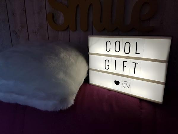 Cool Gift, en avant les cadeaux !