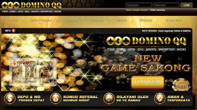 Situs judi online dominoQQ yang menggunakan uang asli indonesia