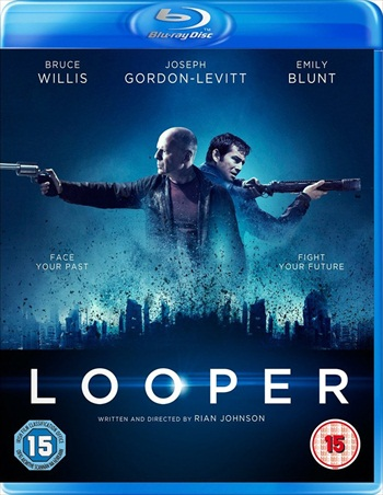 Looper 2012 Dual Audio Hindi 480p BluRay 350mb