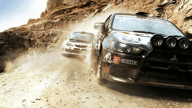 Game rally terbaik ya pasti DiRT