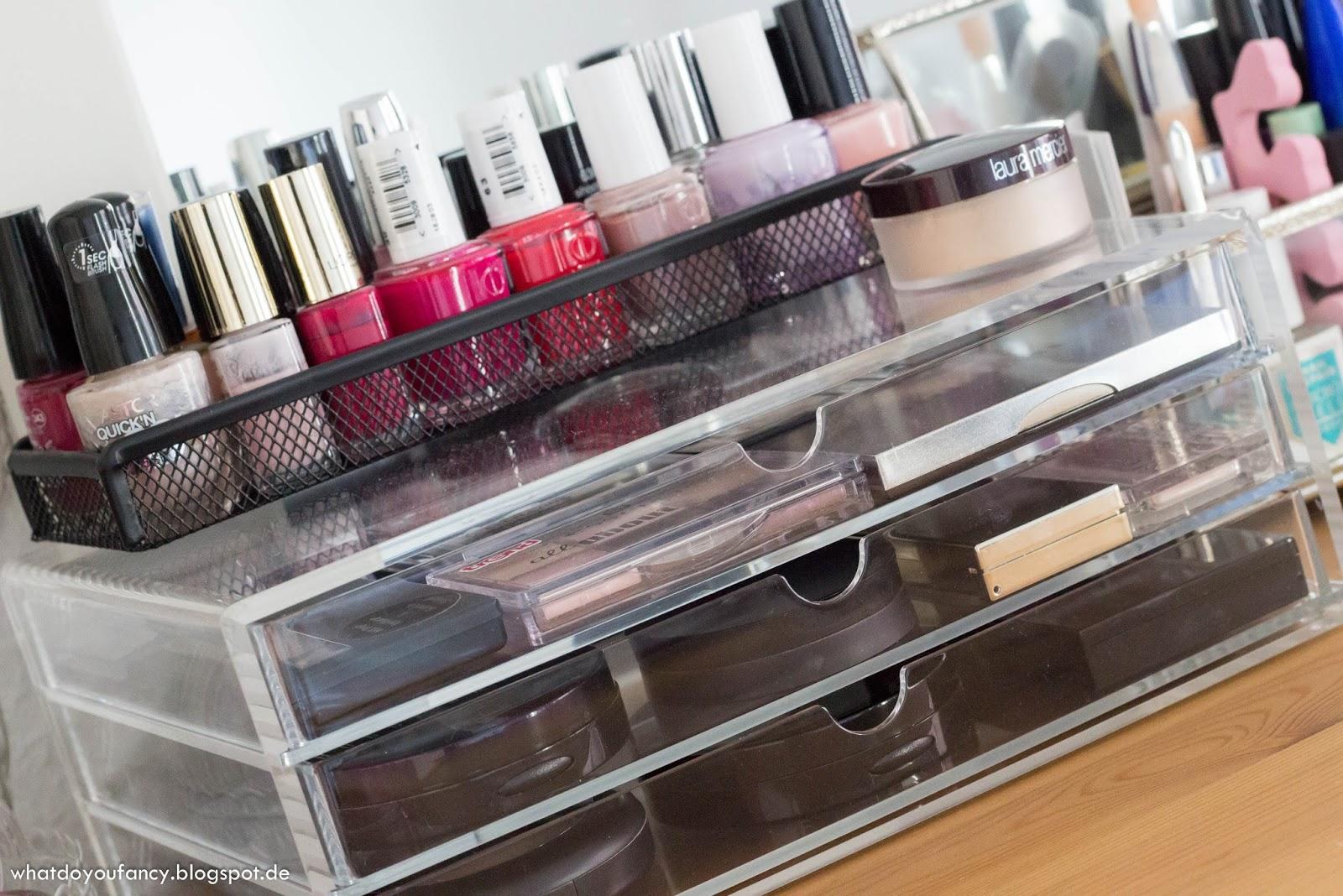Muji Acryl-Kosmetikbox