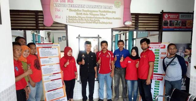 Dekatkan Pelayanan, DPMPTSP Lutra Buka Layanan Perizinan di Malbar
