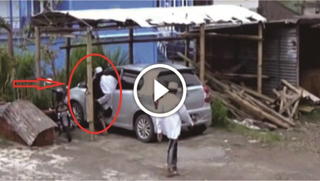 VIDEO: Terjaring Razia, Peminta-Minta Yang Mengatasnamakan Yayasan Ini Ternyata Bermobil