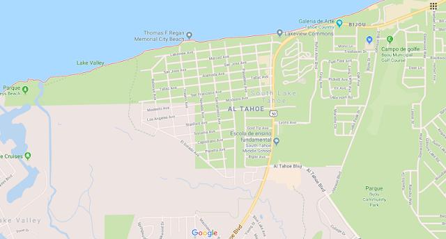 Ficar hospedado no centro em South Lake Tahoe