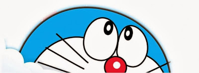 foto sampul facebook doraemon