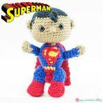 PATRON SUPERMAN AMIGURUMI 24730