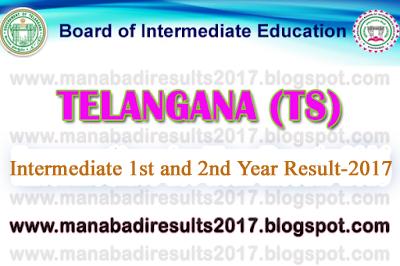 Telangana Inter 1st & 2nd year Result Manabadi Results