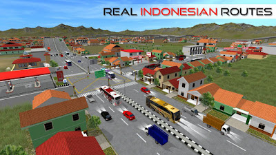 Bus Simulator Indonesia v2.1 Apk Android