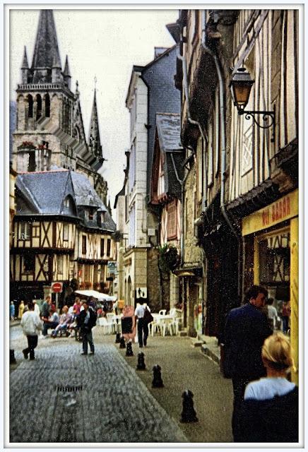 1992, Rouen, Normandia