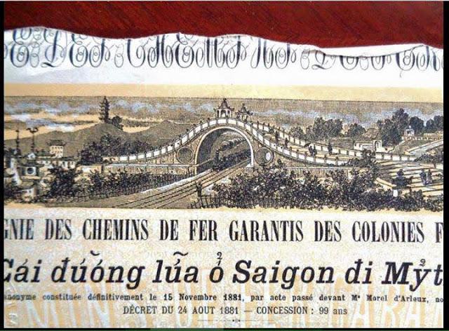 quảng bá hình ảnh đường xe lửa Sài Gòn đi Mỹ Tho cùng những danh lam thắng cảnh