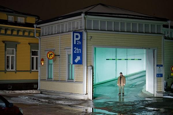 Hannu Pakarinen photo documental, finland people, night lights,