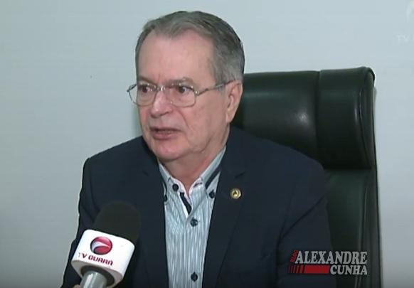 Vídeo: Deputado estadual Levi Pontes é destaque no jornal da Tv Guará