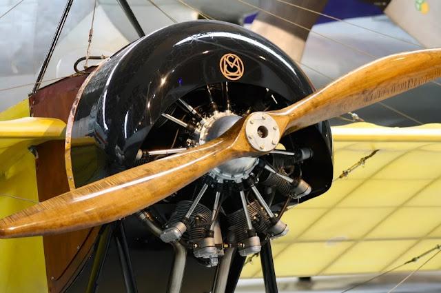 пропеллер самолет