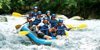 Telaga Waja Bali River rafting Tours