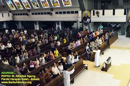 Event Spesial Dari Persekutuan Doa