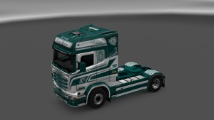 E.Van Theodora Skin for Scania RJL