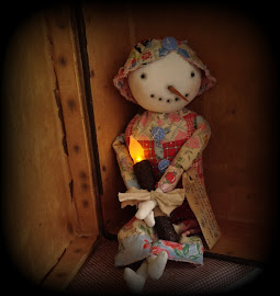 Early Snowfolk Doll