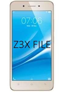 Vivo Y53 9008 Mode Firmware Download From Z3x File - Z3X FILE