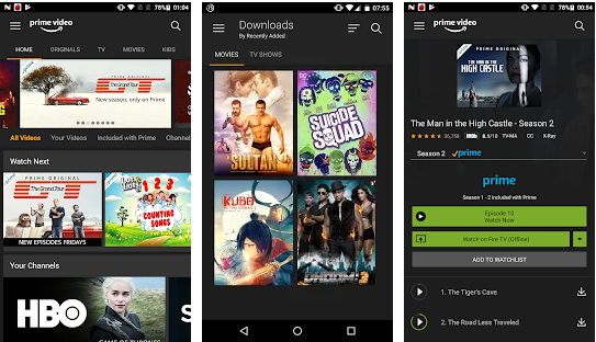 Amazon Prime Video Hack APK For Android