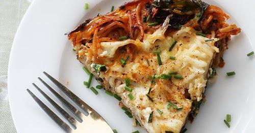 Gluten-Free Goddess Recipes: Gluten-Free Pasta Frittata with Kale