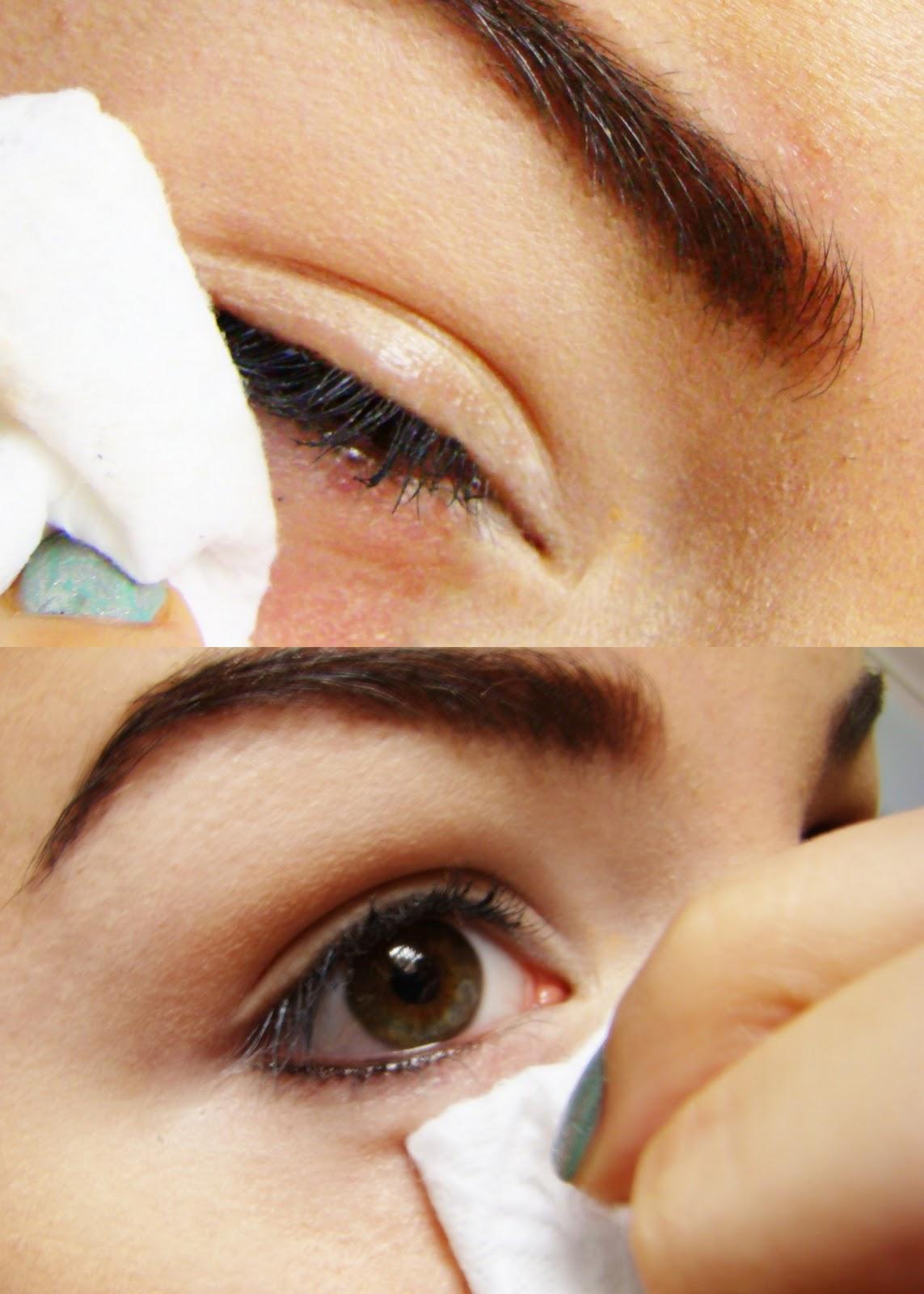 Musette: Winged eyeliner tutorial