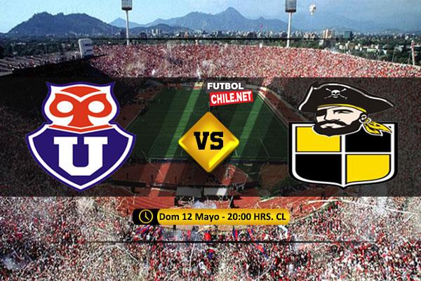 Mira Universidad de Chile vs Coquimbo Unido en vivo y online por la Primera División