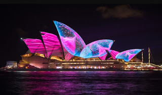 5 Bangunan Terkenal di Australia : Sydney Opera House