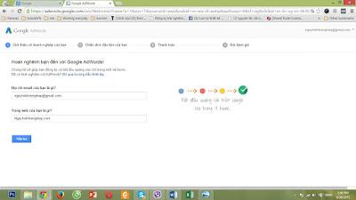 Quảng cáo trong Google AdWords