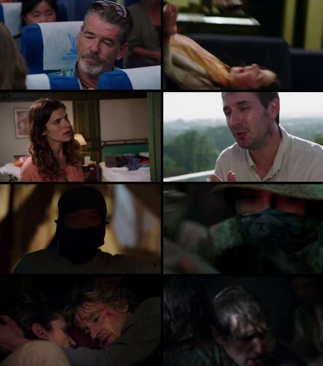 No Escape 2015 Dual Audio ORG Hindi 480p BluRay