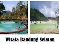 6 Tempat Wisata di Bandung Selatan yang Hits dan Populer