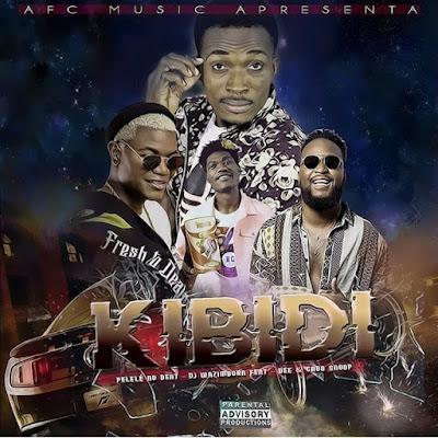 Pelelé No Beat & Dj Wazimbora Feat. Bee & Cabo Snoop - Kibidi (Afro House) Download Mp3