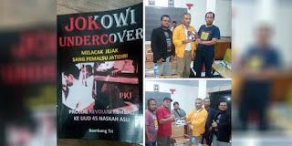 Bambang Tri Penulis Buku Jokowi UnderCover