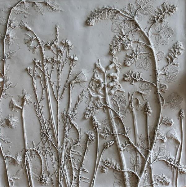 Henrietta Barnett School Art Department Year 9 Plaster