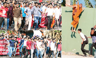 Police - undergrads clash over court ruling on SAITM
