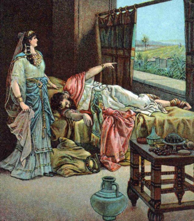 david and elijah