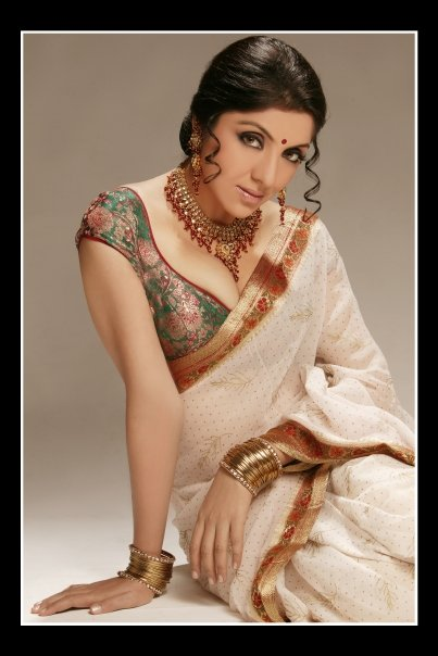 Tamil Movei Photo Bengali Boudi Blousebra-9733