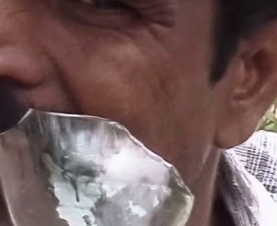 Menu : Broken Glass