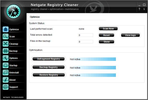 NETGATE Registry Cleaner 2018 18.0.100.0 Full