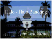 Lirik Halo-Halo Bandung - Lagu Wajib Nasional