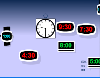 http://www.sheppardsoftware.com/mathgames/earlymath/clock_shoot.htm