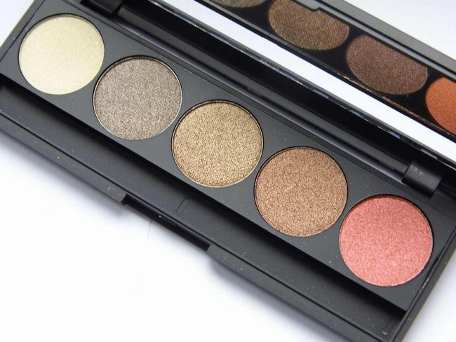 03 Golden Dreams Palette Eyeshadows