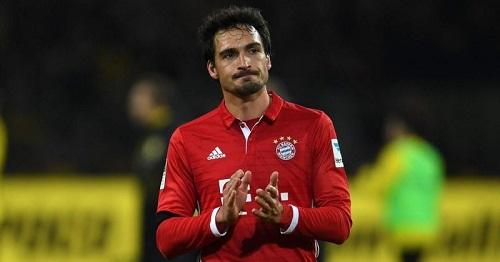 Việc mất đi Hummel là tổn thất to lớn cho Bayern Munich