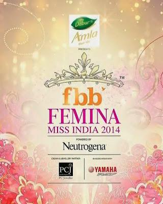 Poster Of Hindi Award Show Femina Miss India (2014) Free Download Full New Hindi Award Show Watch Online At worldfree4u.com
