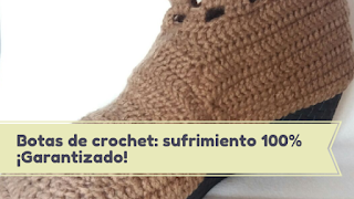 http://diariodeartesana.blogspot.com.ar/2017/09/botas-de-crochet-sufrimiento-garantizado.html