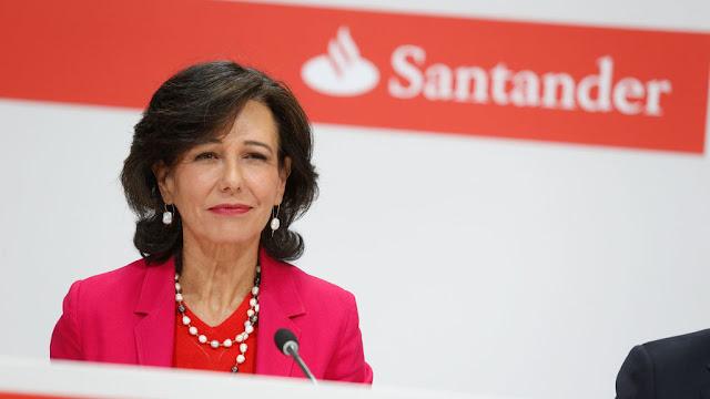 Resultado de imagem para Banco Santander cobra de cliente brasileiro 20 vezes mais