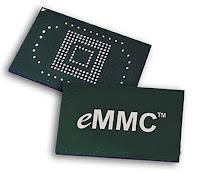 Pengertian dari eMMC pada android