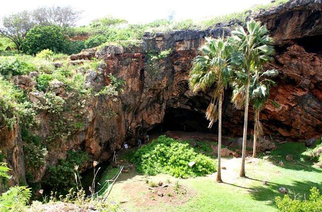 Caverna Makauwahi – Havaí