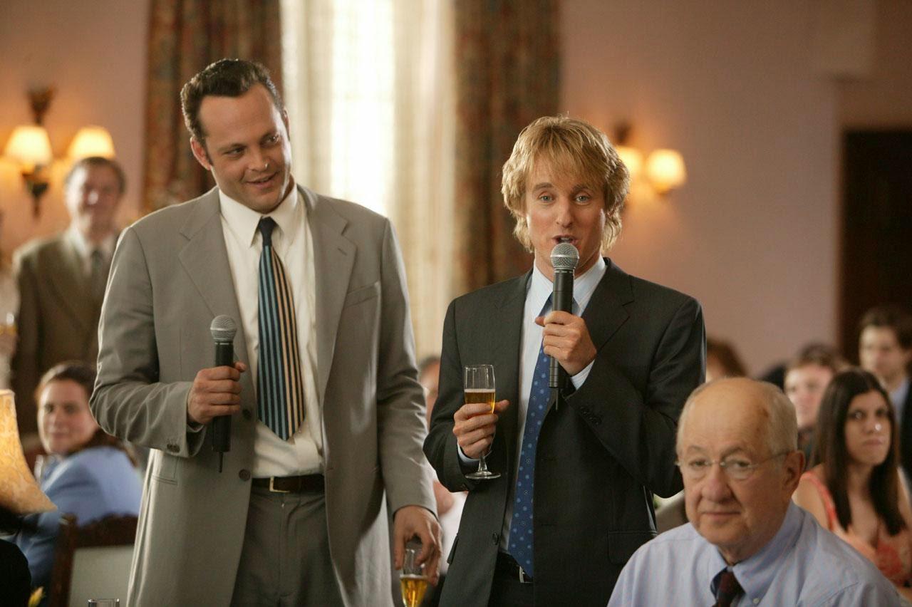 The Ace Black Movie Blog Movie Review Wedding Crashers 2005