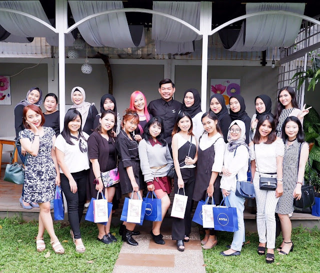 Beauty Gathering with Kirei Jabez bersama Noveo Alexander